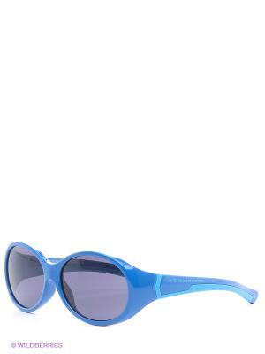 Солнцезащитные очки BB 595S 01 United Colors of Benetton. Цвет: синий