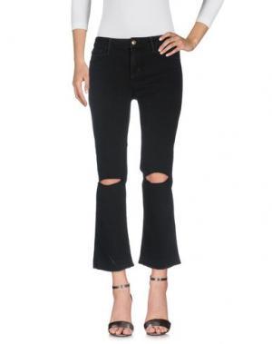 Джинсовые брюки JOE'S JEANS. Цвет: черный