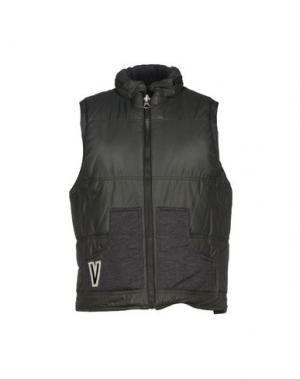 Куртка VIRTUS PALESTRE. Цвет: зеленый-милитари