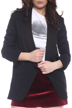Куртка Moda di Chiara. Цвет: черный