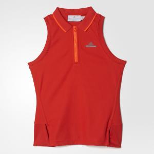 Майка для тенниса Barricade  Performance adidas. Цвет: красный