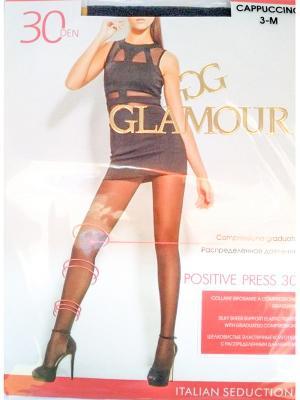 Positive press Glamour. Цвет: темно-коричневый