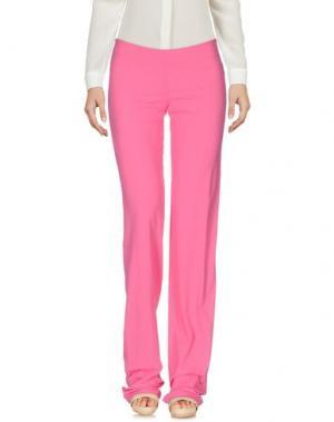 Повседневные брюки FISICO. Цвет: фуксия