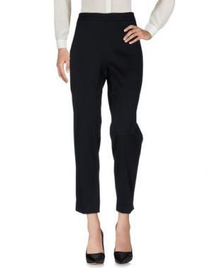 Повседневные брюки DONATELLA DE PAOLI. Цвет: черный