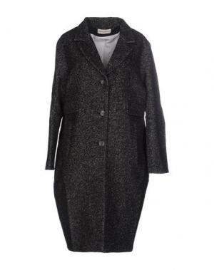 Легкое пальто LIBERTINE-LIBERTINE. Цвет: стальной серый