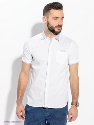 Рубашка Gaudi. Цвет: белый