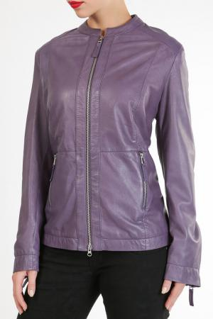 Куртка Cruse. Цвет: фиолетовый