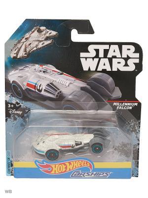 Звездный транспорт Star Wars Hot Wheels. Цвет: белый, черный, синий, красный