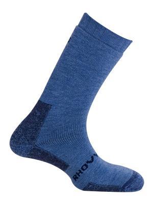 Носки 307 Himalaya Antibac Mund. Цвет: голубой