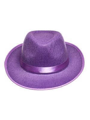 Шляпа Rio. Цвет: фиолетовый