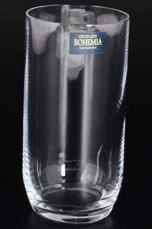 Набор стаканов для воды 6 шт. Crystalite Bohemia. Цвет: прозрачный