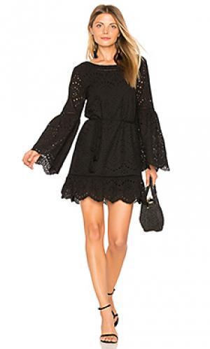 Платье ruben cupcakes and cashmere. Цвет: черный