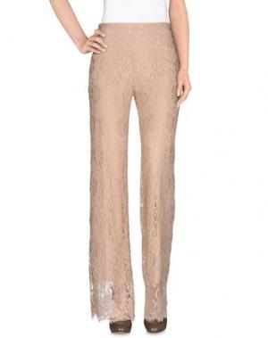 Повседневные брюки CHRISTOPHER KANE. Цвет: бежевый