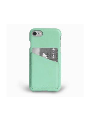 Чехол-бампер для iPhone 7 ZAVTRA. Цвет: светло-зеленый