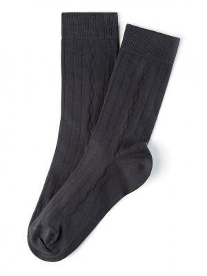Носки мужские Incanto. Цвет: темно-серый