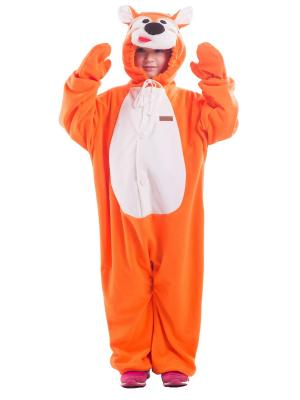 Кигуруми Лиса FUNKY FOX KIDS RIDE. Цвет: оранжевый