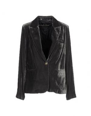 Пиджак KOOKAI. Цвет: свинцово-серый