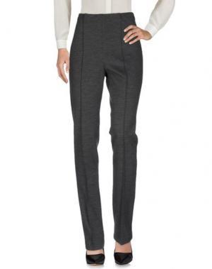 Повседневные брюки DOMINA. Цвет: свинцово-серый