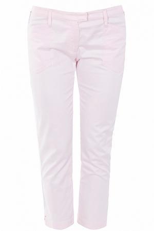 Капри Armani Jeans. Цвет: оранжевый
