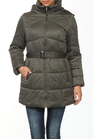 Куртка Marks & Spencer. Цвет: зеленый