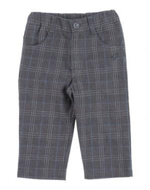 Повседневные брюки I GIANBURRASCA. Цвет: серый