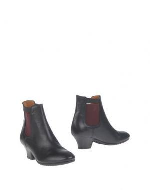 Полусапоги и высокие ботинки BALTARINI. Цвет: черный