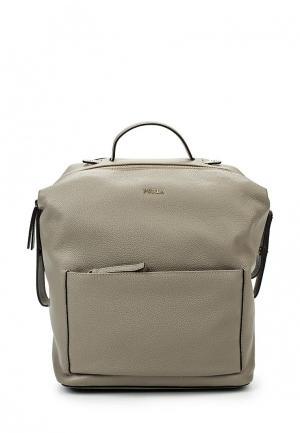 Рюкзак Furla. Цвет: серый
