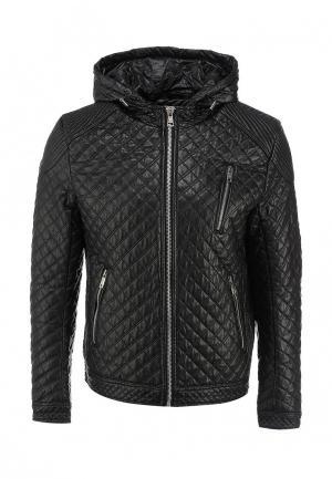 Куртка утепленная Forex. Цвет: черный