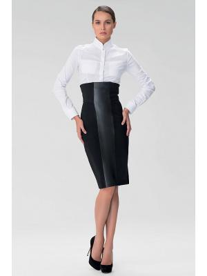 Женская юбка c высоким поясом INDIGIRA