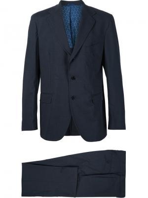 Handmade suit Salvatore Piccolo. Цвет: синий