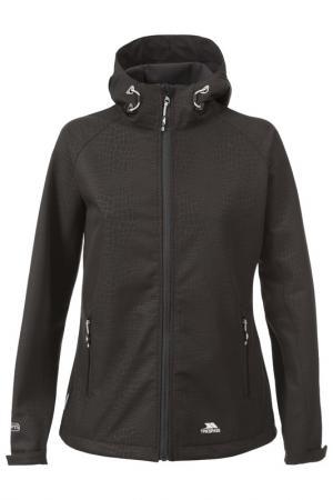 Куртка Trespass. Цвет: черный