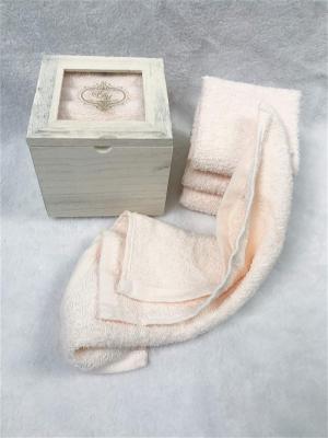 Набор салфеток в декоративной упаковке Sofi de Marko. Цвет: персиковый