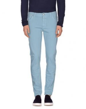 Джинсовые брюки CLOSED. Цвет: небесно-голубой