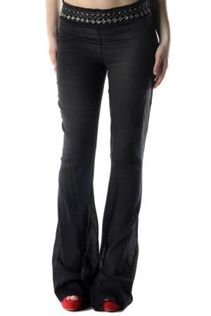 Trousers 525. Цвет: black