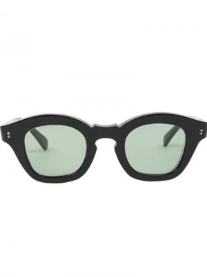 Солнцезащитные очки Glam Hakusan. Цвет: чёрный