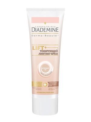 Тонирующий лифтинг-крем LIFT+ натуральный 50 мл Diademine. Цвет: молочный