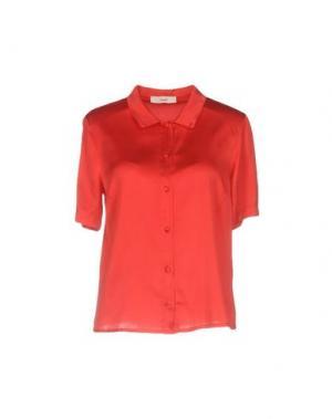 Pубашка SUOLI. Цвет: красный