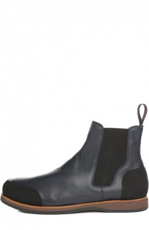 Полусапоги Zonkey Boot. Цвет: темно-синий
