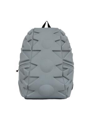 Рюкзак MadPax. Цвет: серый