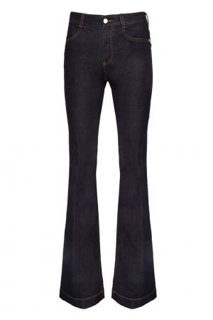 Расклешенные джинсы Stella McCartney. Цвет: синий
