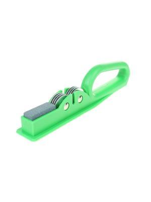 Точилка для ножей Migura. Цвет: зеленый, серебристый