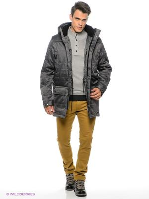 Куртка RED-N-ROCK'S. Цвет: серый