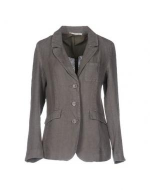 Пиджак JAGGY. Цвет: серый