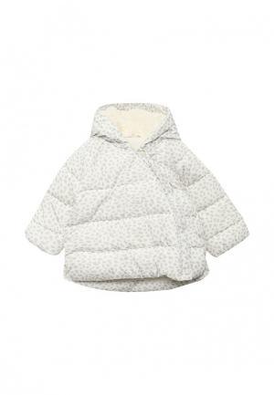 Куртка утепленная Gap. Цвет: белый