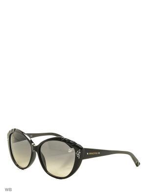 Солнцезащитные очки SK 0056 01B Swarovski. Цвет: черный
