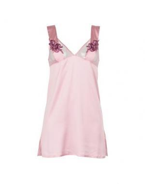 Ночная рубашка PARAH. Цвет: розовый