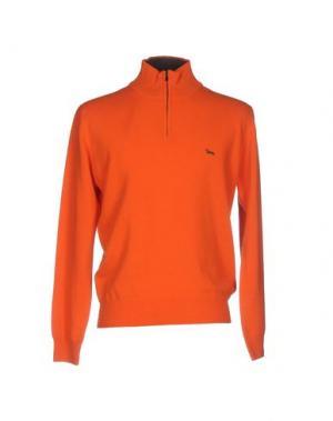 Водолазки HARMONT&BLAINE. Цвет: оранжевый
