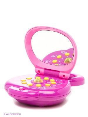 Игрушка Зеркальце S-S. Цвет: розовый