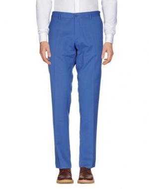 Повседневные брюки XAGON MAN. Цвет: синий