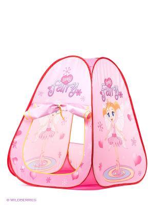 Палатка игровая Фея Наша Игрушка. Цвет: розовый